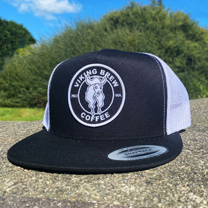 Viking Brew Coffee - Black Denim Hat