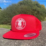 Viking Brew Coffee - Red Foam Hat