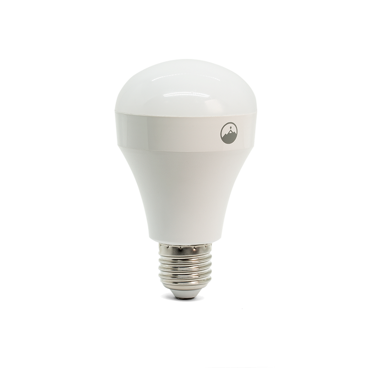 Fox & Summit Wi-Fi LED Light Bulb