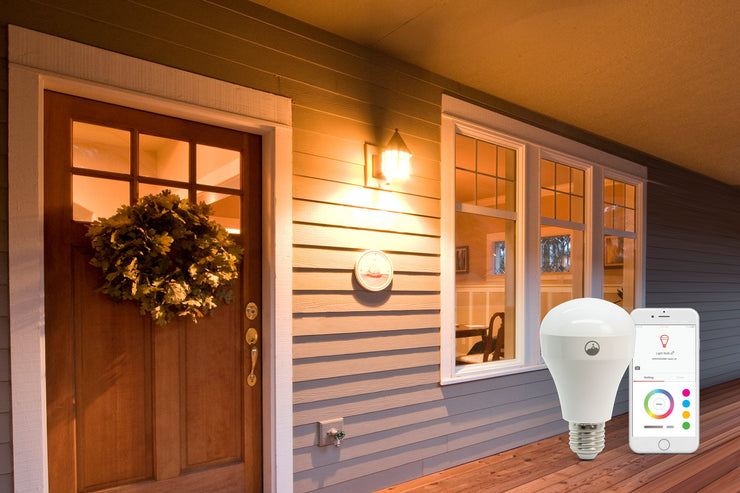Wi-Fi LED Light Bulb