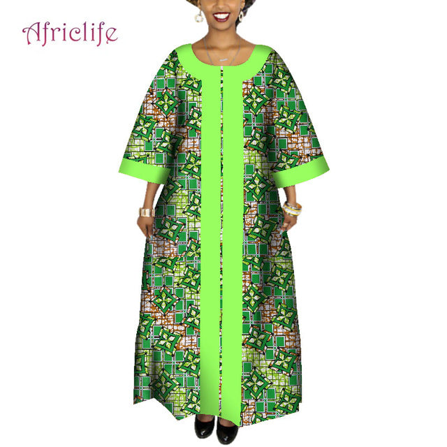 2019 African Dresses For Women Plus Size Fashion Design New African Ba Aveshoe