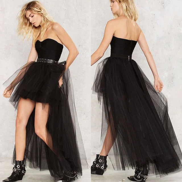 9d6c14065 Hover to zoom · Fashion Women 4 Layer Tulle Skirt Vintage 50s Rockabilly  Tutu Petticoat Ball Gown Skater Skirts