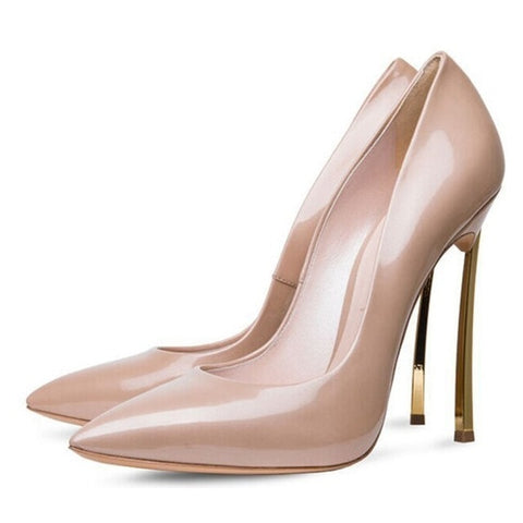 Large Size 43 Party Shoes For Women Fashion Pointed Toe Wedding Shoes Woman Pumps Sexy High Heels Ladies Shoes