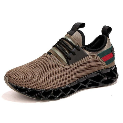 Image of Men Vulcanize Shoes Men Casual Outdoor Damping Sneakers Men Plus Size Male Footwear Wedges Shoes Trainers Zapatos De Hombre