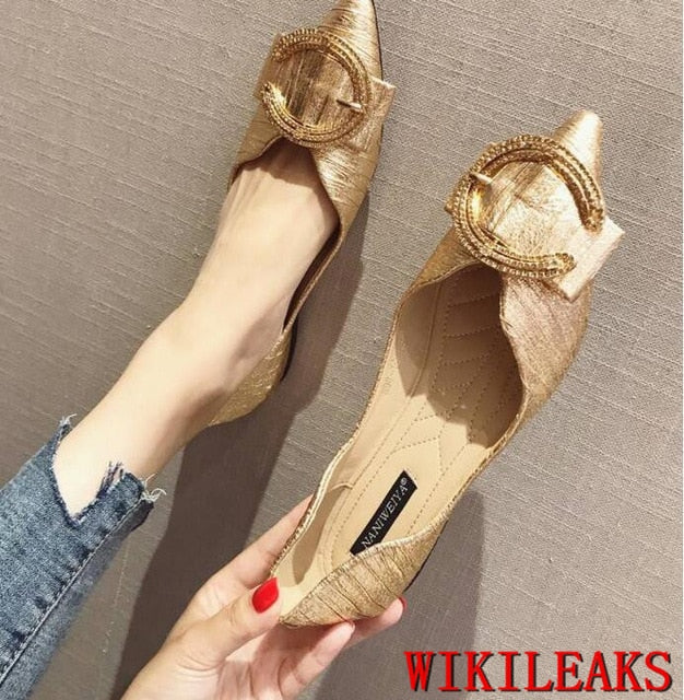 9323cc8e05e designer shoes women luxury 2019 flat shoes woman flats loafers women shoes  black gold red slip on shoes for women creepers