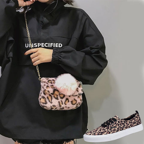 Image of italian shoes with matching bag pumps women shoes platform italian shoes and bags set to match ladies leopard shoes fur bag