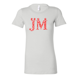 Women Kongo JM (red)