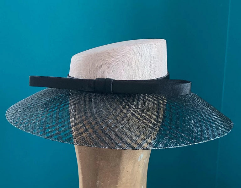 ADVANCED MILLINERY Using Sinamay
