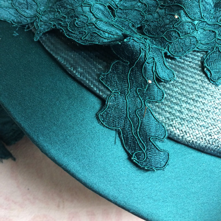 SOPHISTICATED FUSION – 4 Corners of the Millinery globe in one- advanced level