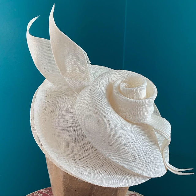 Lina Stein Millinery Workshop | free form fascinator class for beginners