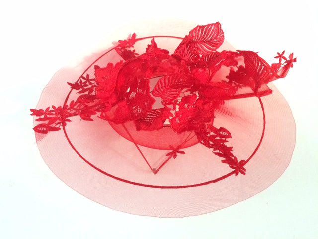 Lina Stein Millinery Workshop | couture crinoline hat class for advanced