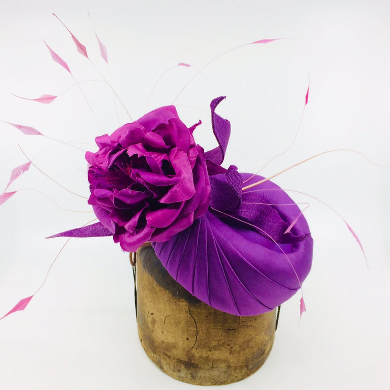 Lina Stein Millinery Workshop | couture hat class for beginners