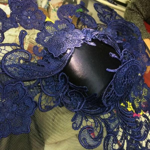 WIRE WORK, CRINOLINE AND COUTURE LACES – Advanced level