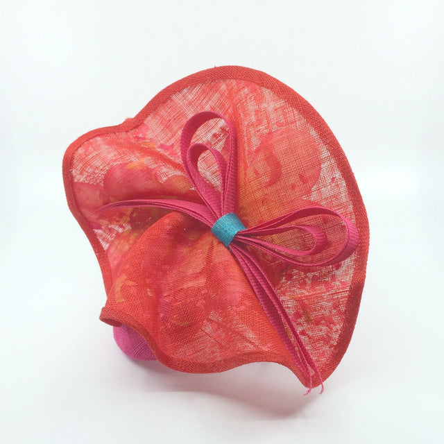 Lina Stein Millinery Workshop | free form disk fascinator class for beginners