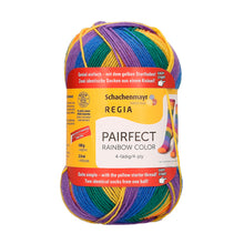 Load image into Gallery viewer, Regia Pairfect Rainbow 4 Ply