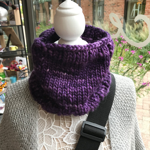 Beginning Knitting for Adults (weekday)