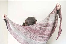 Load image into Gallery viewer, Peach Tree Shawl Kits