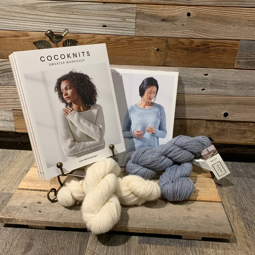 Coco Knits Sweater Workshop