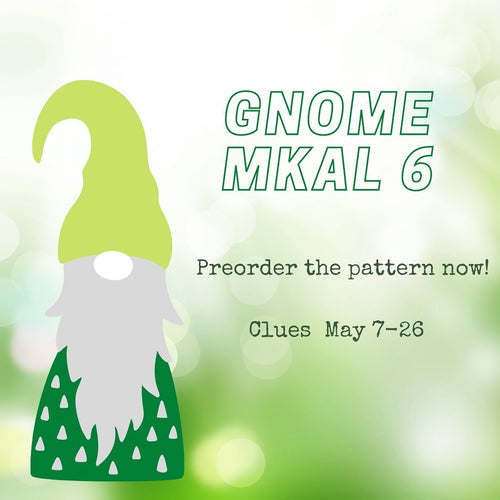Mystery Gnome-A-Long