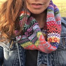 Colors of Reywa Cowl Kit