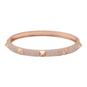 Medium Diamond Studs Bangle