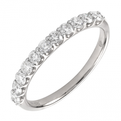 0.48ct Diamond Band