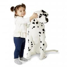 Melissa And Doug Dalmatian - Plush Toy
