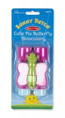 Melissa And Doug Cutie Pie Butterfly Binoculars