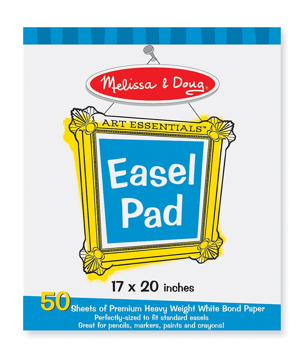 Melissa And Doug Easel Pad (17