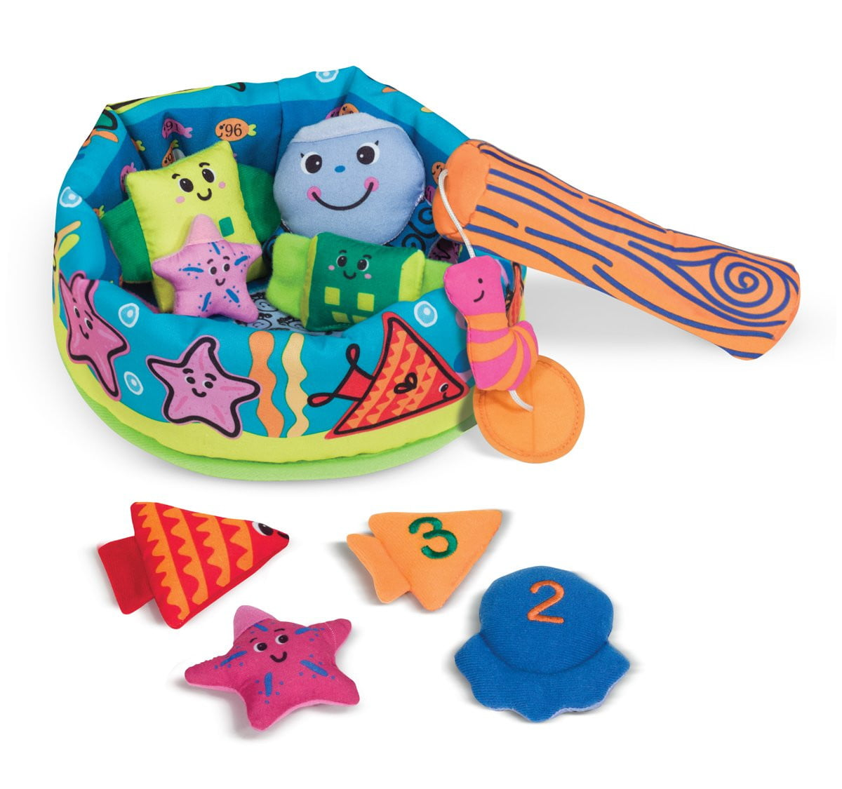Melissa And Doug Fish & Count Game