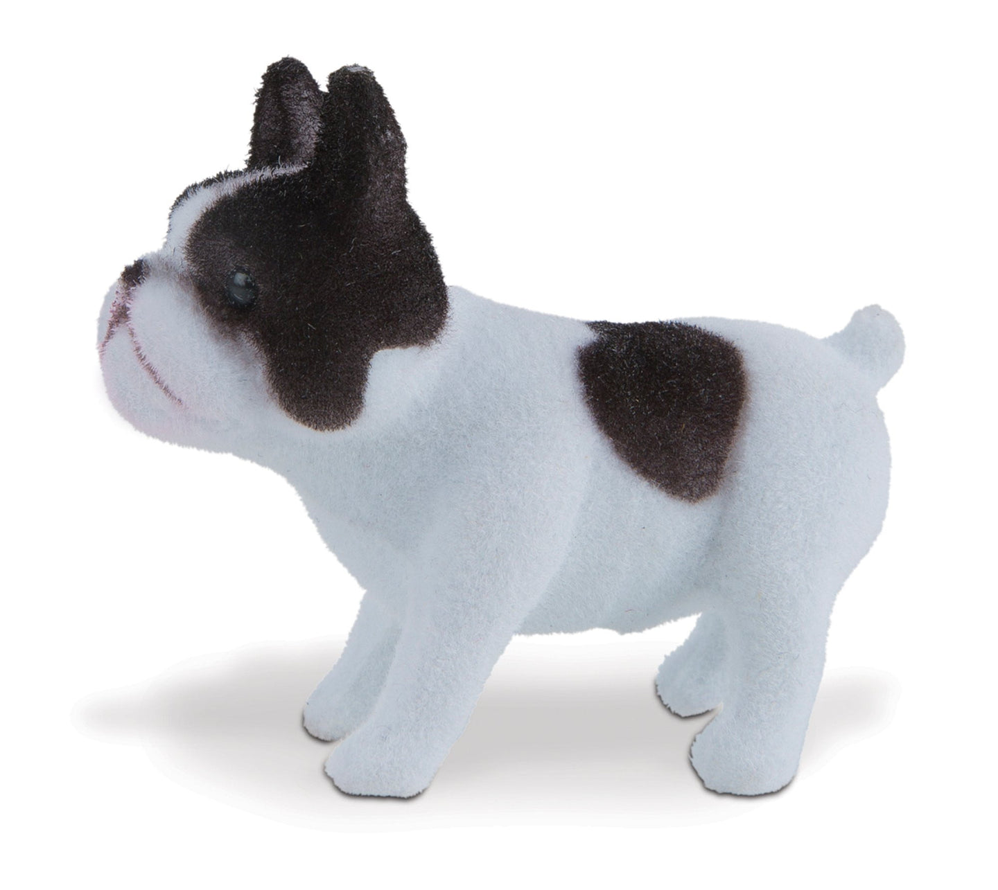 Melissa And Doug Canine Companions Collection of 12 Adorable Felt-Covered Canine Miniature