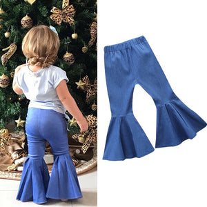 Baby girl Pants Denim Clothes