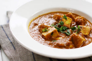 Vegetarian makhani - mixed veg or paneer - 4pp only
