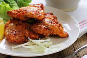 Tandoori chicken (side dish for 4pp)