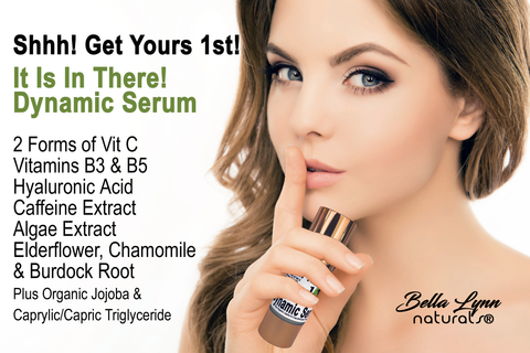 It's In There Dynamic Serum - Bella Lynn Naturals®