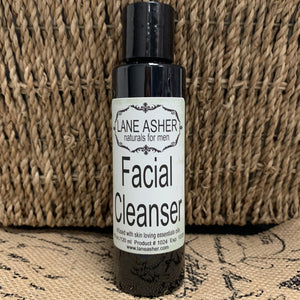 Natural Facial Cleanser Gentle for All Skin Types
