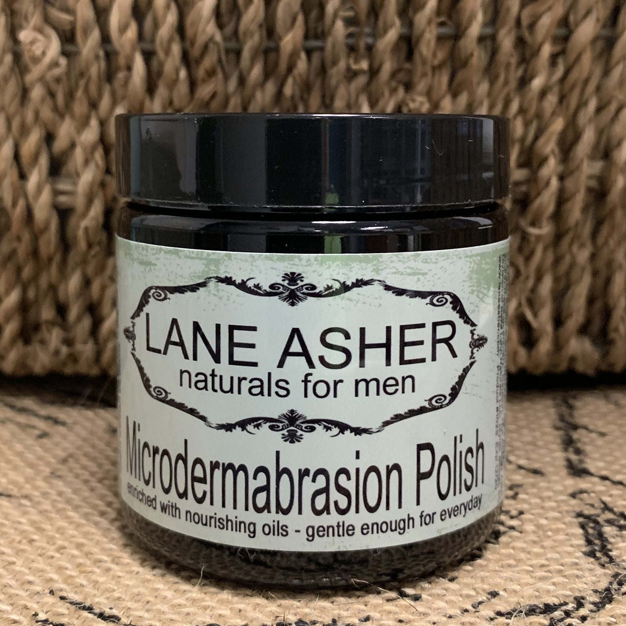 Men's Microdermabrasion Facial Polish - Bella Lynn Naturals®