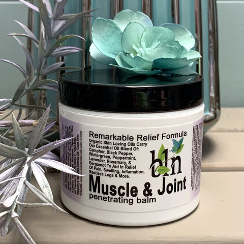 Muscle & Joint Penetrating Products - Bella Lynn Naturals®