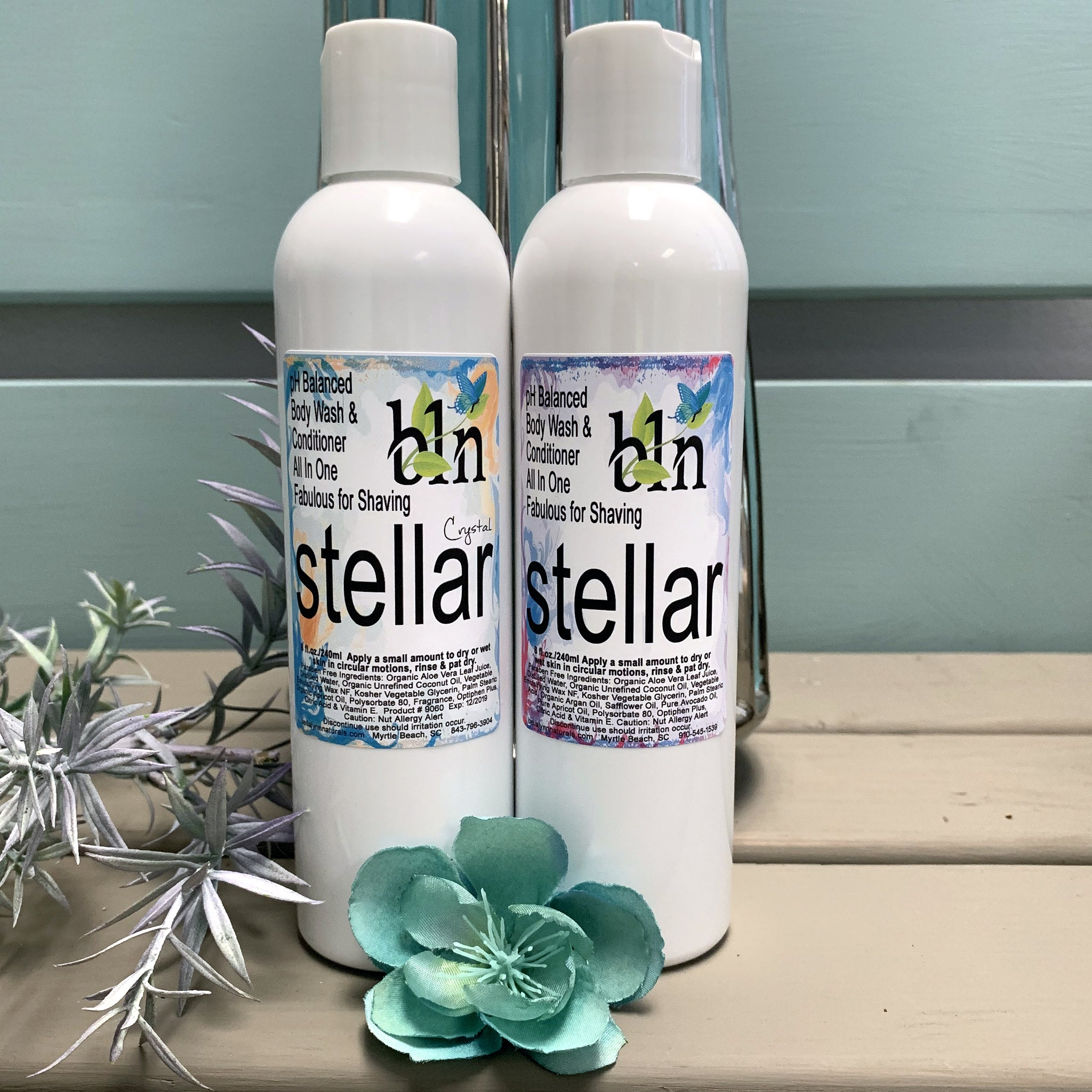 Stellar Body Wash & Conditioner - Bella Lynn Naturals®