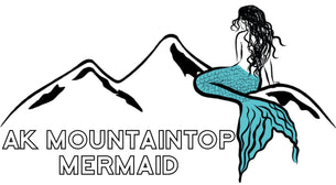 AK Mountaintop Mermaid