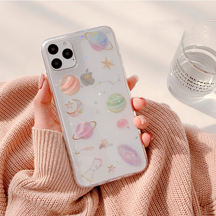 Glitter Galactic Cases