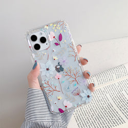 Flower Shower Case