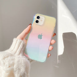 Gradient Pastel Rainbow Case