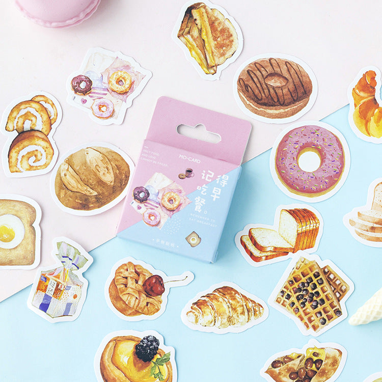 Sweets Sticker Pack (46 Pieces)