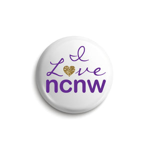 Button: I Love NCNW
