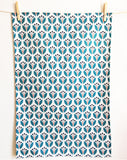 CELESTE Cotton tea towel
