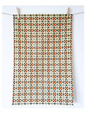 CLEMENTINE Cotton tea towel