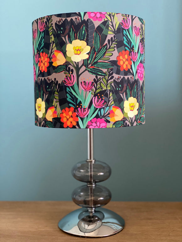 TROPICAL NIGHT 20cm Lampshade
