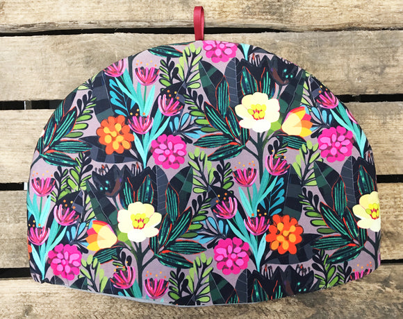 TROPICAL NIGHT - Tea cosy