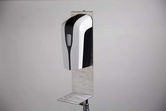 Location Station Sanitizer Dispenser- PRE ORDER (see notes)